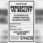 COVER STORY: Perception vs. reality — is Louisville's zoning process holding us back?