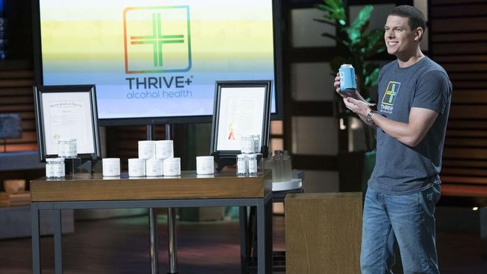 Houston startup lands spot on 'Shark Tank' with its 'vitamin for alcohol' product