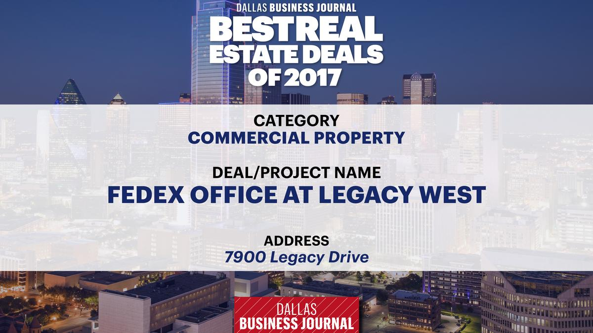 Toyota Plano Campus >> Best Real Estate Deals of 2017 finalists announced