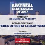 Best Real Estate Deals of 2017 finalists announced