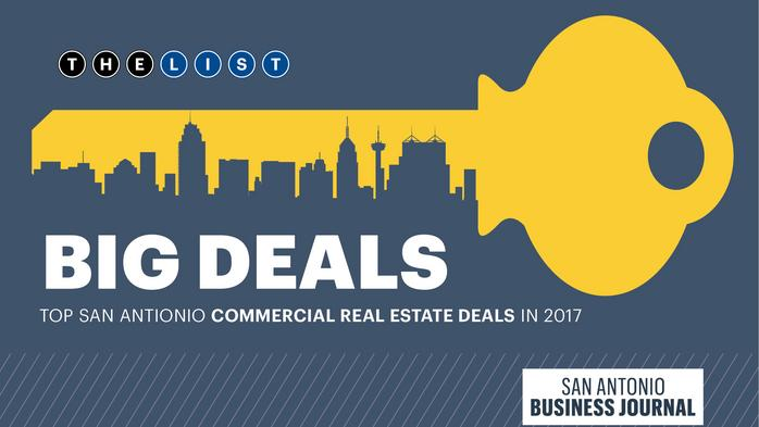 Kind of a Big Deal: Top San Antonio real estate deals for 2017