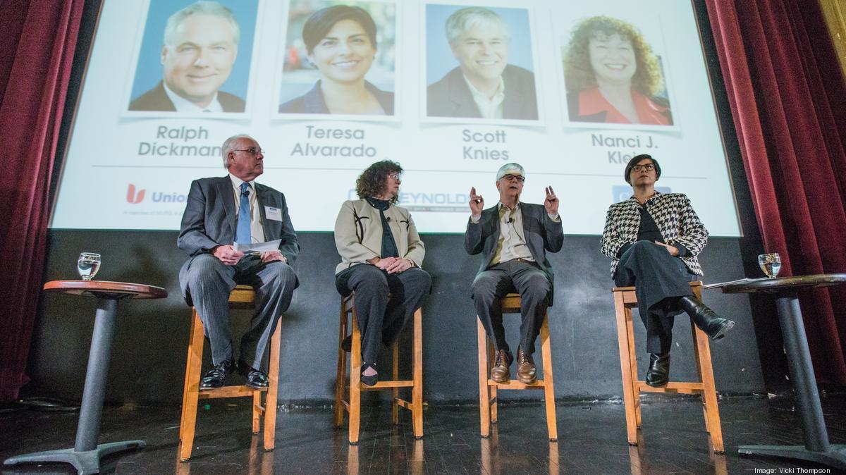 What Scott Knies, Teresa Alvarado, Nancy Klein have to say