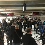 UPDATE: BART train service disrupted systemwide this morning