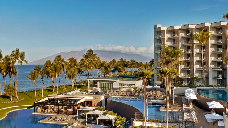 Sales Of 4 Hawaii Hotels Inlcuding Host Acquisition Of Andaz Maui