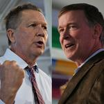 Hickenlooper, 2 other governors <strong>lay</strong> out health-care reform roadmap