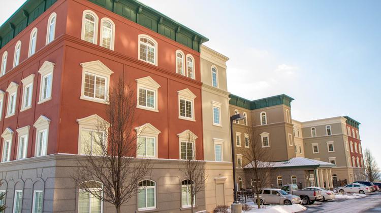 Peek inside Greater Cincinnati\'s newest upscale apartments, the ...