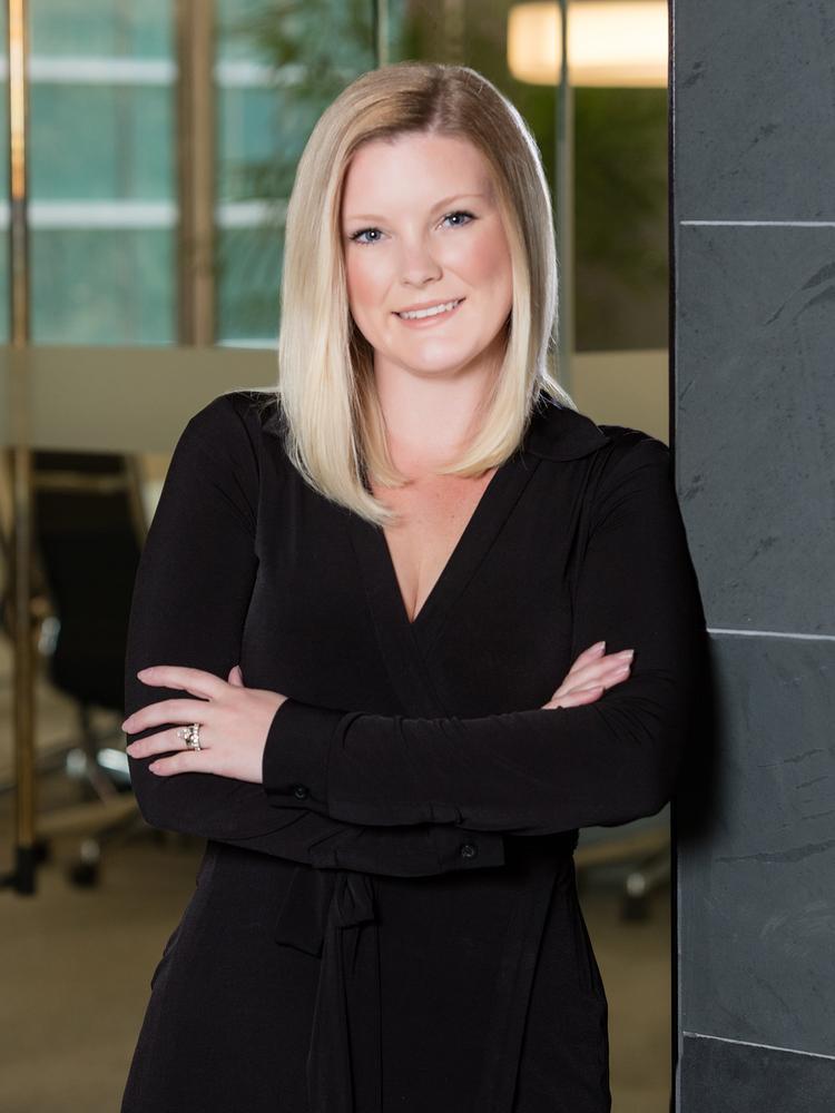 Samantha Gauch of Sansone Group