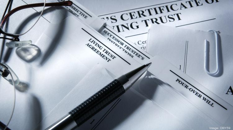 Using Trusts To Protect A Beneficiary S Inheritance From Creditors Milwaukee Business Journal