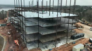 Progress Report: A look at MetLife's Building 3 in Cary