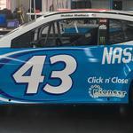 Central Ohio mover <strong>E.E</strong>. <strong>Ward</strong> sponsoring Nascar driver Bubba Wallace