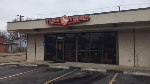 A Wichita chicken wing restaurant has been seized for