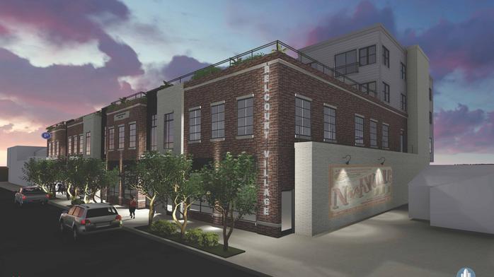 Nashville developer lands loan for mixed-use Hillsboro Village project