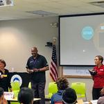 NBA legend working with Milwaukee's young adults