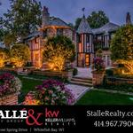 Home of the Day: Exceptional Armin Frank designed French Normandy in Whitefish Bay