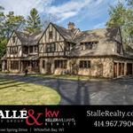 Home of the Day: Stunning Fox Point English Tudor