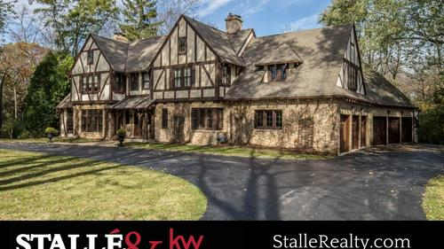 Stunning Fox Point English Tudor