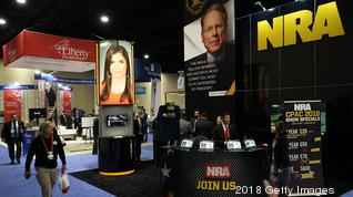 Are companies right or wrong to be cutting ties with the NRA?