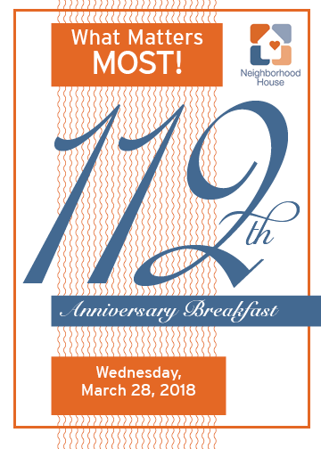 112th Anniversary Breakfast (03/28/2018)
