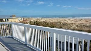 Sweeping oceans views in this beach home for $875,000