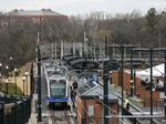 Light-rail extension marks completion of UNC Charlotte's most transformational project