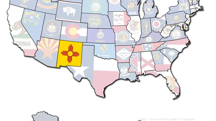 New Mexico ranks 48th in U.S. News Best States study ...