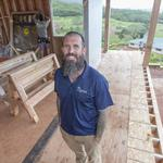 Building houses and a B-Corp business