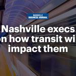 How would Nashville's transit plan impact your business? Local execs weigh in