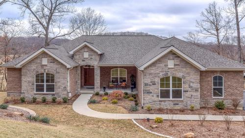 An Exceptional Executive Home on Three Acres