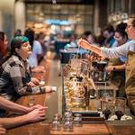 Starbucks opens first-ever Reserve store in its Seattle headquarters (Photos)