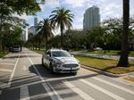 Ford to take self-driving cars to Florida