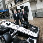 This local company is back as an IndyCar sponsor