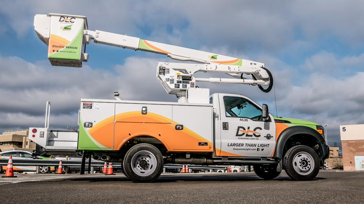 Nice Duquesne Light Co. Has Committed To Allocating At Least Five Percent Of Its  Annual Fleet