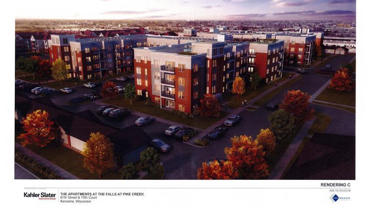 Chicago developer seeks to build 224-unit apartment complex