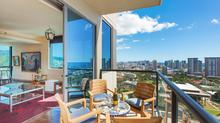 Grand Living in Downtown Honolulu