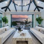 'Casual and modern' waterfront home in Sarasota hits the market at $15 million (Photos)