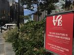 Loathing new LOVE Park? Criticism mounts as park slowly reopens