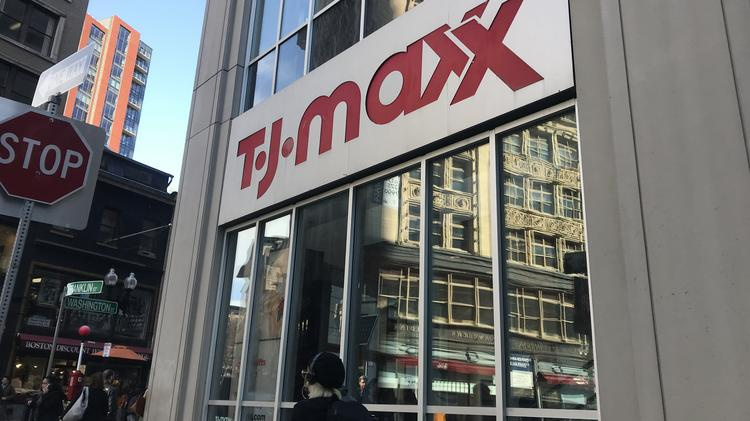 TJX CEO Ernie Herrman's total pay was 1,500 times higher than his