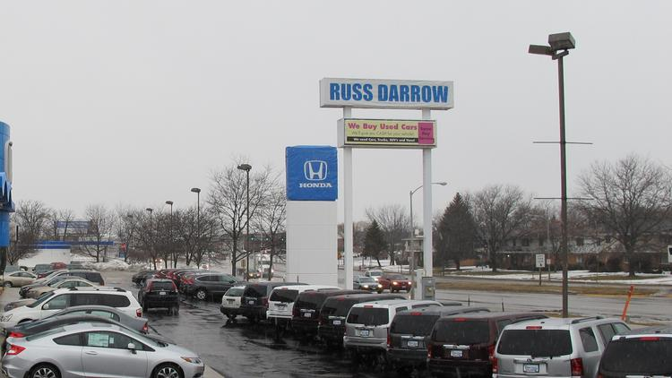 Russ Darrow Honda >> Wisconsin Car Dealership Company Russ Darrow Group Looking