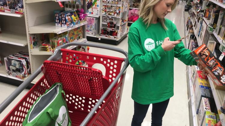 Target sweetens delivery options, moving Shipt inside Target