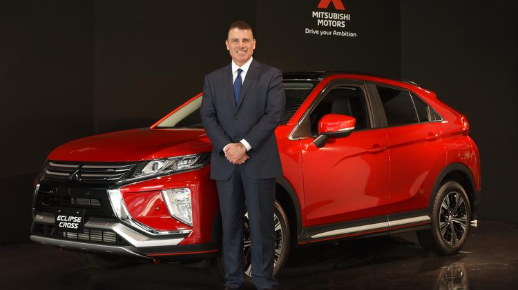 Fred Diaz Will Become President And Chief Executive Of Mitsubishi Motors  North America Inc. On
