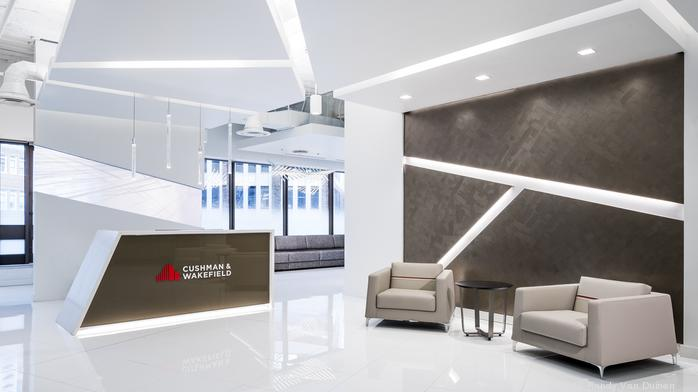 Cushman & Wakefield brings real estate expertise to its Coolest Office Space
