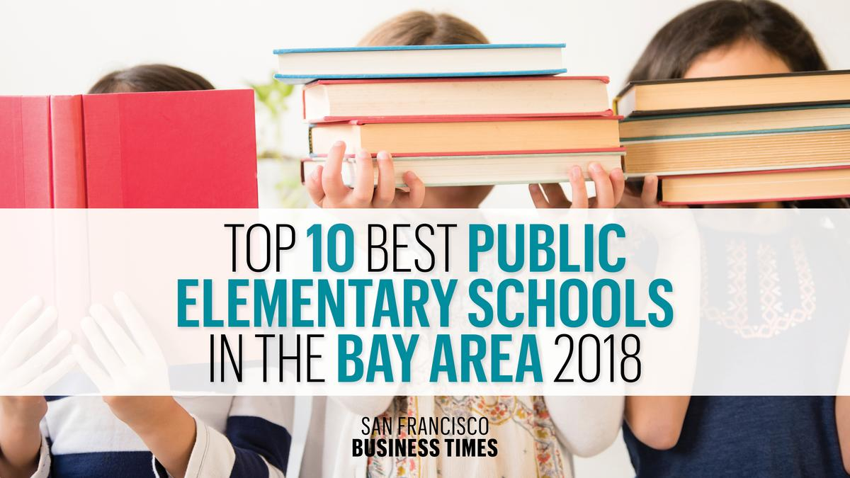 The top 10 best public elementary schools in the Bay Area for 2018 — and  not one of them is in San Francisco - San Francisco Business Times