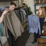 Next-gen wool: Son of Pendleton Mill owner opens his apparel startup's showroom