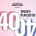 Jam along with the 40 Under 40's Spotify playlist