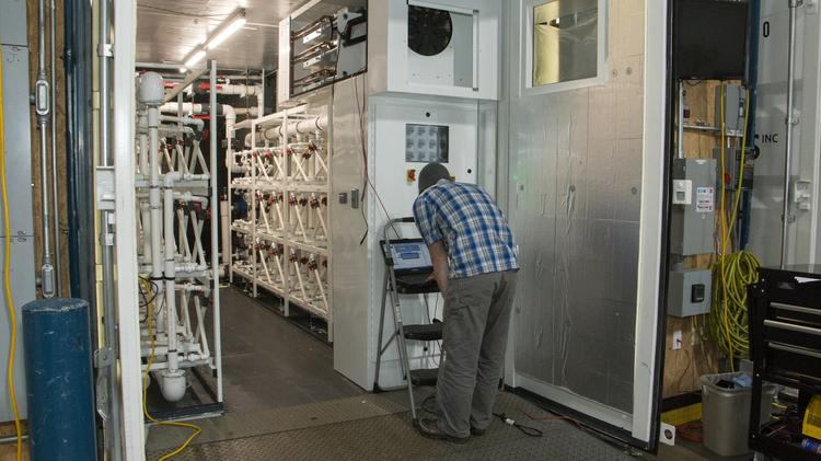 Oregon flow battery maker ESS to deploy system in Brazil