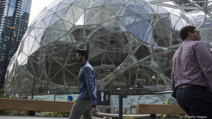 Amazon's HQ2 scouts asked Denver leaders about tackling growth issues