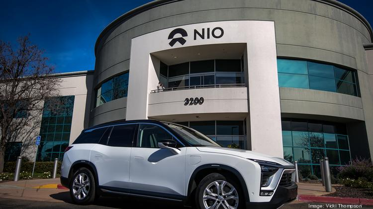 Nio A Chinese Rival To Tesla Postpones Production Of Et7 Sedan Silicon Valley Business Journal