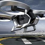 ​Flying taxis may be years away, but the groundwork is accelerating