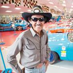 Biz: The King of NASCAR to sell some of his prized possessions