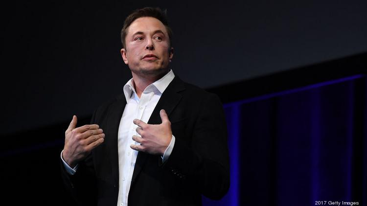 elon musk on going to mars and tesla s near failure l a biz